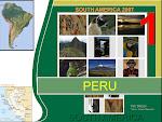 Jižní Amerika (Peru, 2007) 1.část