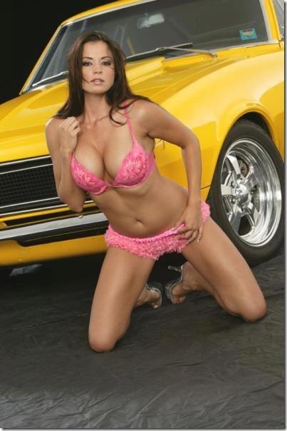 carro e mulher (4)