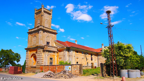 Castelul Ronay din Kiszombor