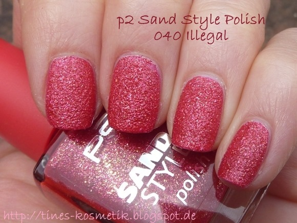 p2 Sand Style Polish Illegal 2