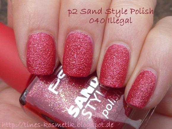p2 Sand Style Polish Illegal 2