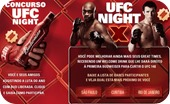 concurso ufc night budweiser