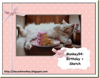 Monkey94 Birthday