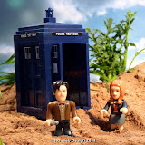 Doctor Who Compatible Lego
