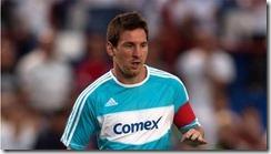 Messi y sus amigos en cancun