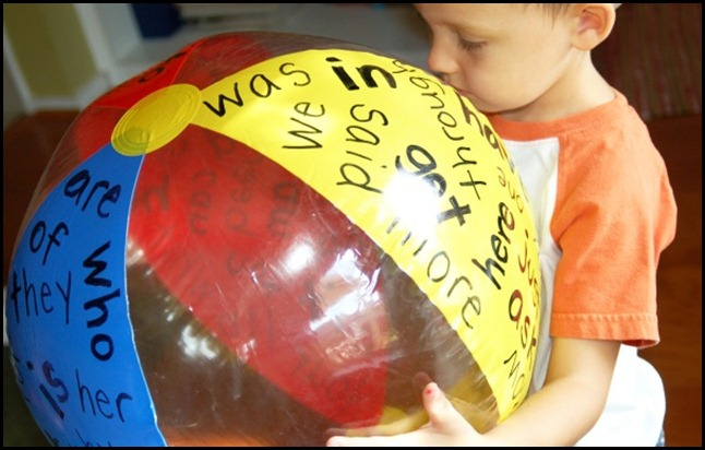 Sight-Word-Ball