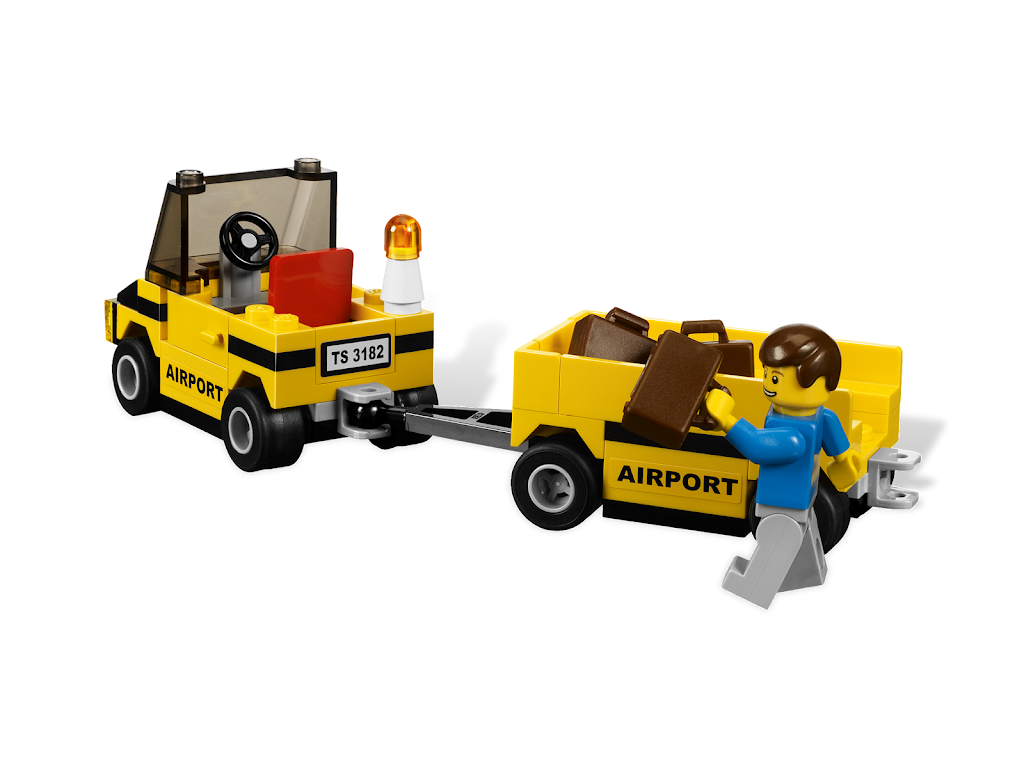 lego city airport 3182 instructions