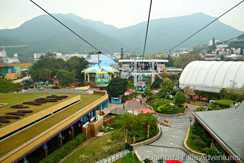 hong kong, ocean park, family, love, cable car, experience, mountain