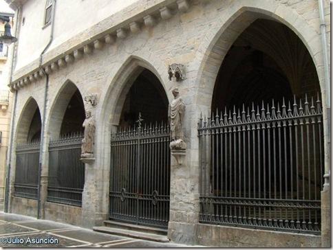 Iglesia de San Cernin - Pamplona