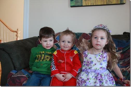 Clarks second birthday 005
