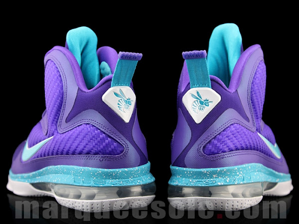 Second Look Nike LeBron 9 8220Summit Lake Hornets8221