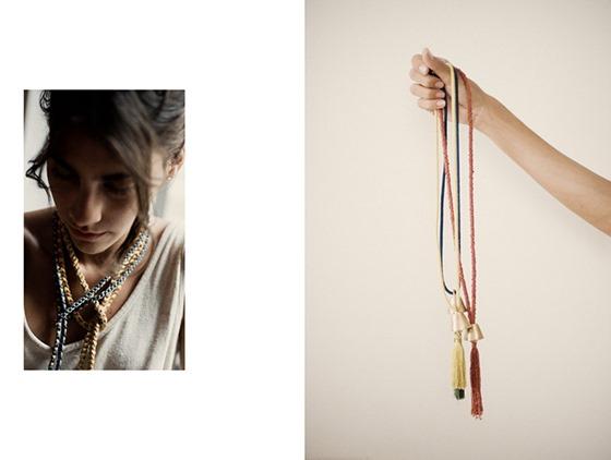 beatpie: ERIN CINSIDINE jewelry