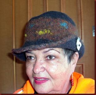 Salai's Aussie Hat