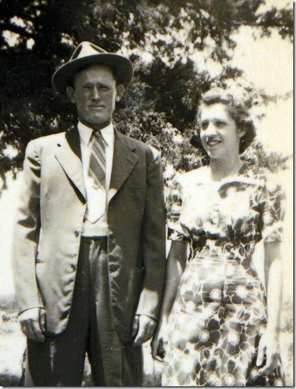 Bill & Trudy DeRusha - 1942