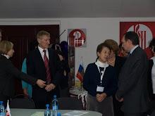 Семинар директоров русских Центров в г. Москва ноябрь 2009 г.
