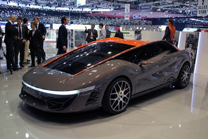 Bertone may sell Nuccio Concept to collector for $2.65M