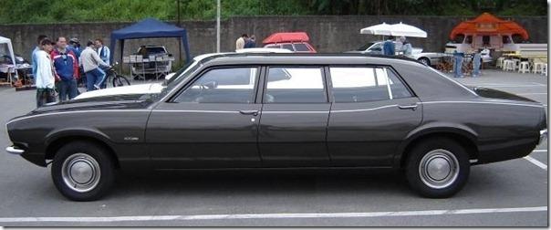 LimousineMaverick4portas