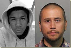 George and Trayvon