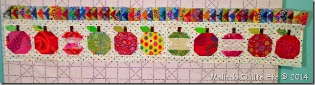 0814 Quilty Fun - Flying Geese