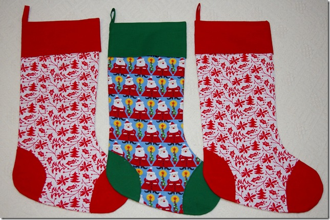 Hammer Thread Tutorial The Easiest Christmas Stocking You'll Custom Christmas Stocking Sewing Pattern