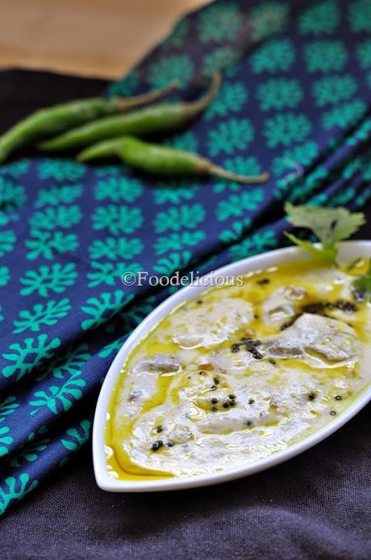 Foodelicious- Michi Cha Bhareet