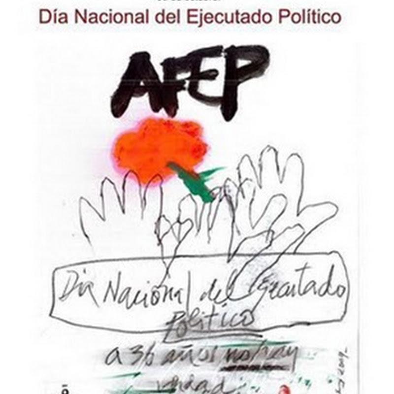 Día Nacional del Ejecutado Político