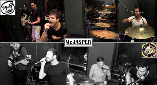 Tequila Inside e Seu Jasmim no Mr. Jasper
