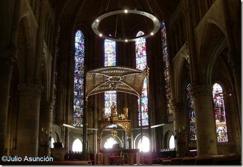 Iglesia Colegiata de la Virgen de Roncesvalles
