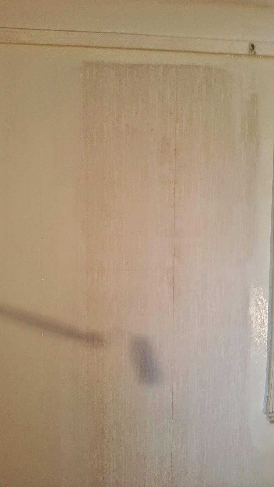 6mm gips på vägg