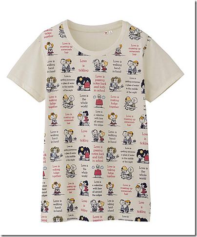 Uniqlo X Snoopy Tee - Woman 38