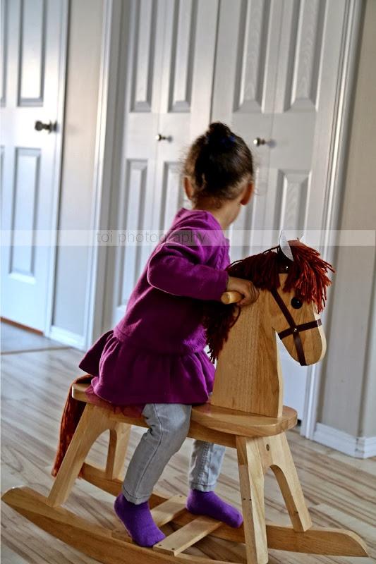 AOI rocking horse