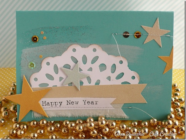 Sizzix Big Shot - New Years Eve Party (7)