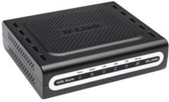 D-Link DSL-2520U-ADSL2-Ethernet-USB-Combo-Router