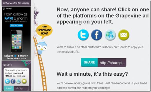 Grapevine Churp Churp
