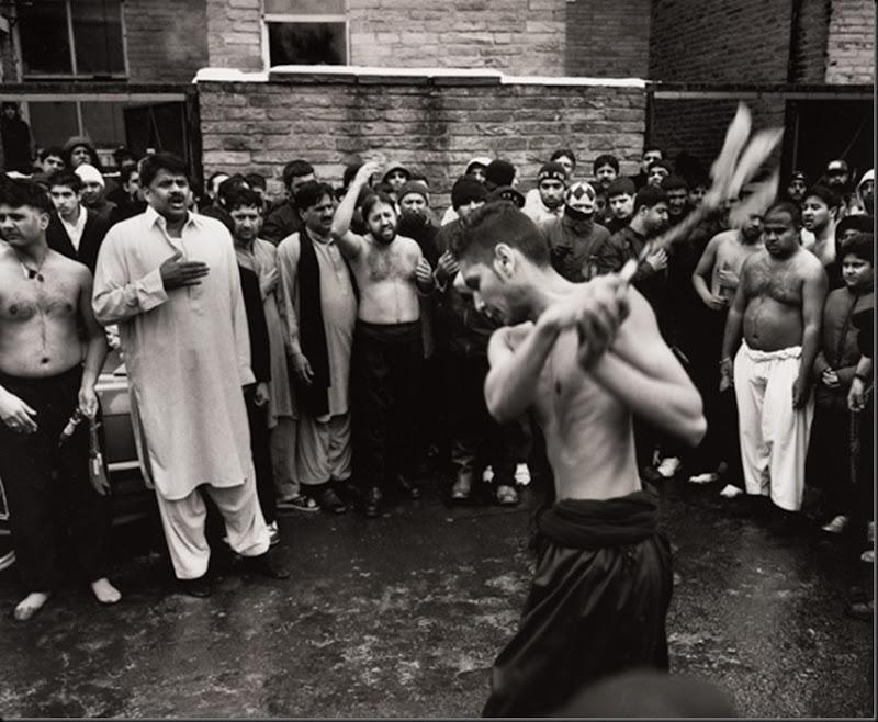 Day of Ashura, Bradford, 2006