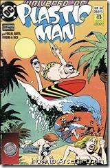 P00035 - Universo DC  por Gambor y