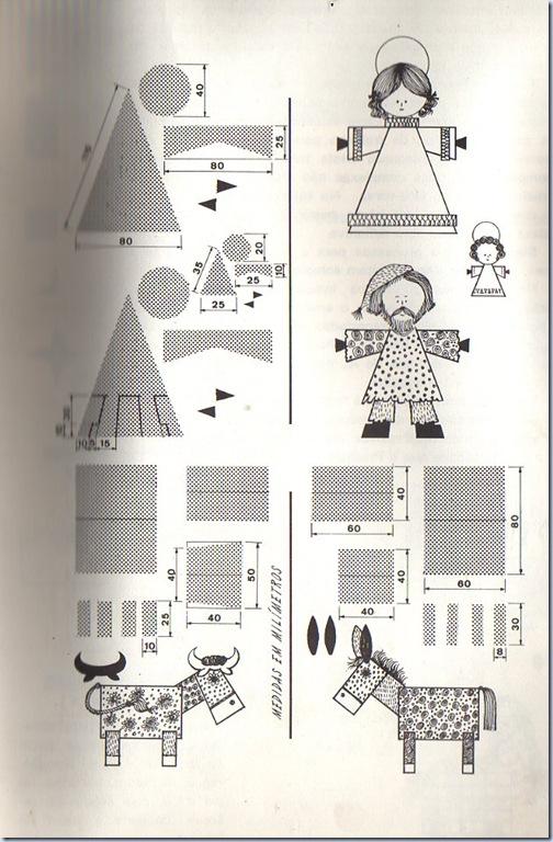 telescola trabalhos manuais educativos natal 3