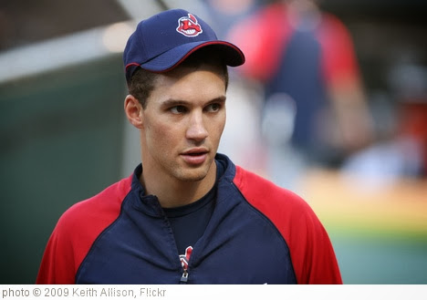 'Grady Sizemore' photo (c) 2009, Keith Allison - license: http://creativecommons.org/licenses/by-sa/2.0/