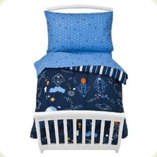 blast off bedding