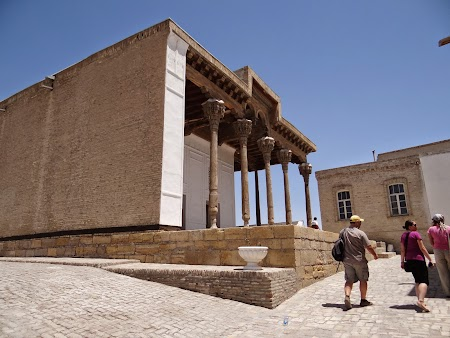 18, Muzeul din palatul emirului.JPG