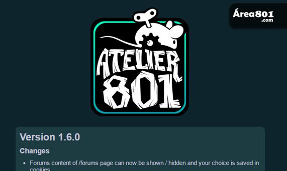 forum 1.6.0