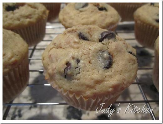 coconut cc muffins