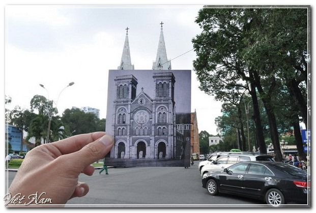 saigon-notre-dame-basilica-in-1890-when-two-bell-towers-were