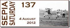 Sepia Saturday 137 August 4, 2012
