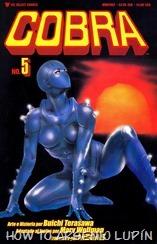P00005 - Cobra Manga USA #5 (de 12