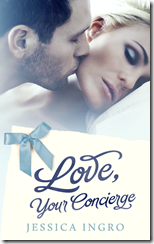 Love, Your Concierge Front Cover