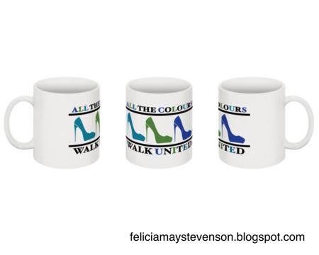 Shoe mug by felicianation on store envy