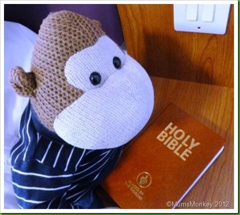 Gideons Bible Paignton South