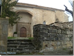 Iglesia de Cemborain - Valle de Unciti