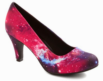 Galaxy After My Own Heart Heel from ModCloth